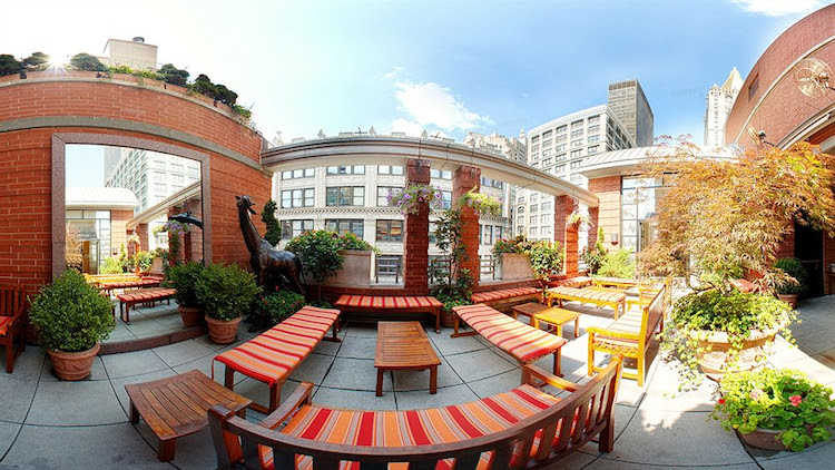 Best NYC Hotels, Hotel Giraffe, Flatiron District, Park Avenue