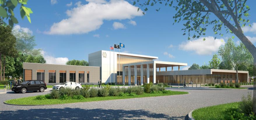 VA Community Based Outpatient Clinic, Rochester | The LA ...