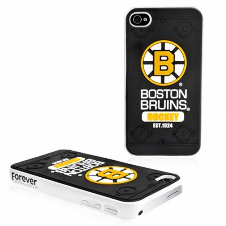 GET FOREVER 170101 Forever - NHL - Hard iPhone Case - Boston Bruins Black LIMITED