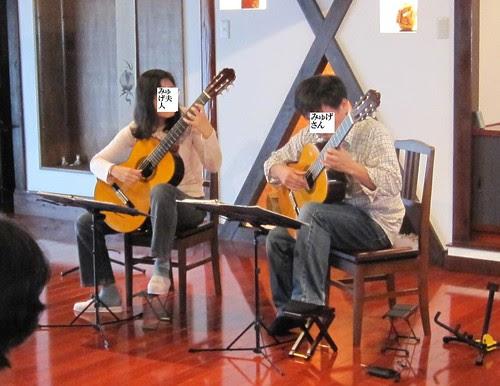 みゅげ夫妻二重奏 2011年10月22日 by Poran111