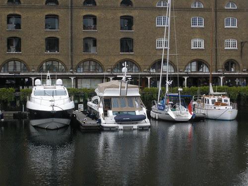 Thames & St Katherine Docks