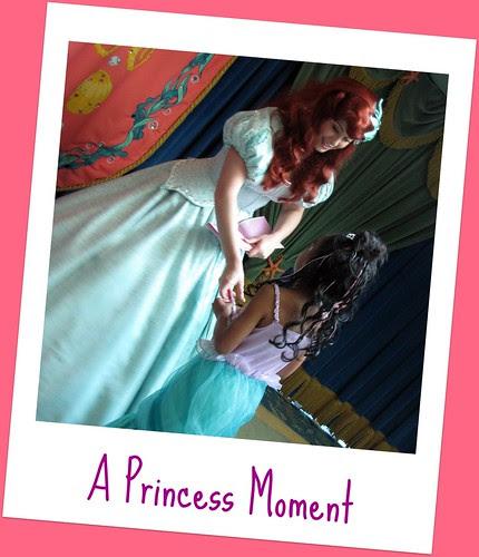Princess Moment