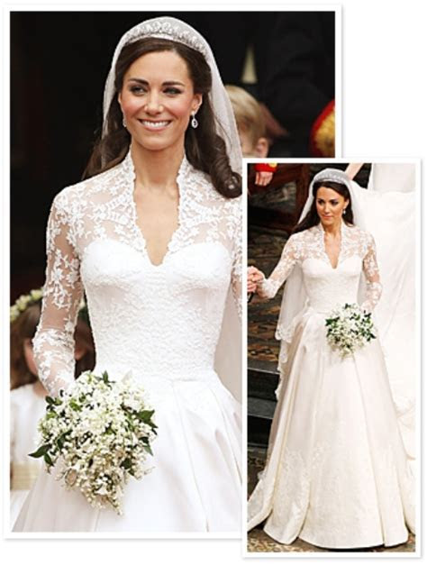 The Look For Less: ?Royal Wedding Style: Kate Middleton?s
