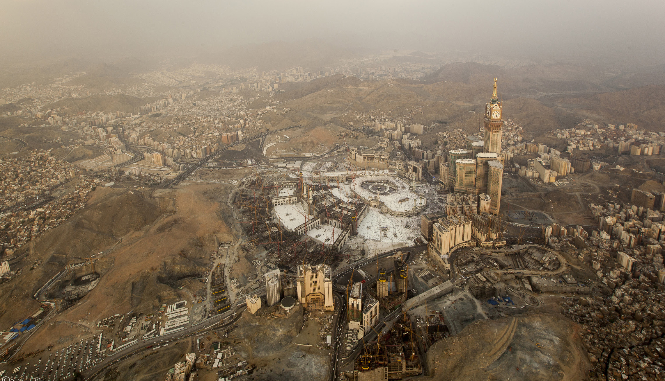 Masjid Al Haram Expansion Acceptance Or Criticism Islamicity