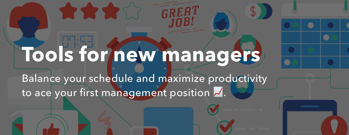 Tools for new managers