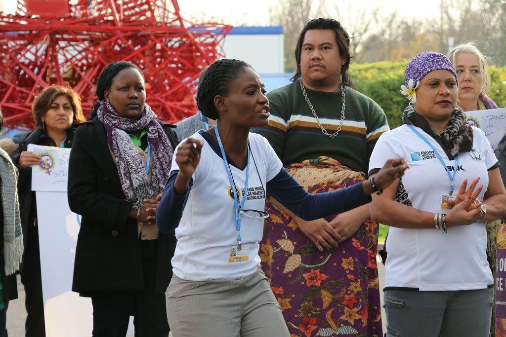 Organizações questionam falta de representatividade das mulheres na Conferência do Clima da ONU/