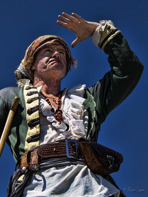 Belmont Pier Pirate Invasion 2
