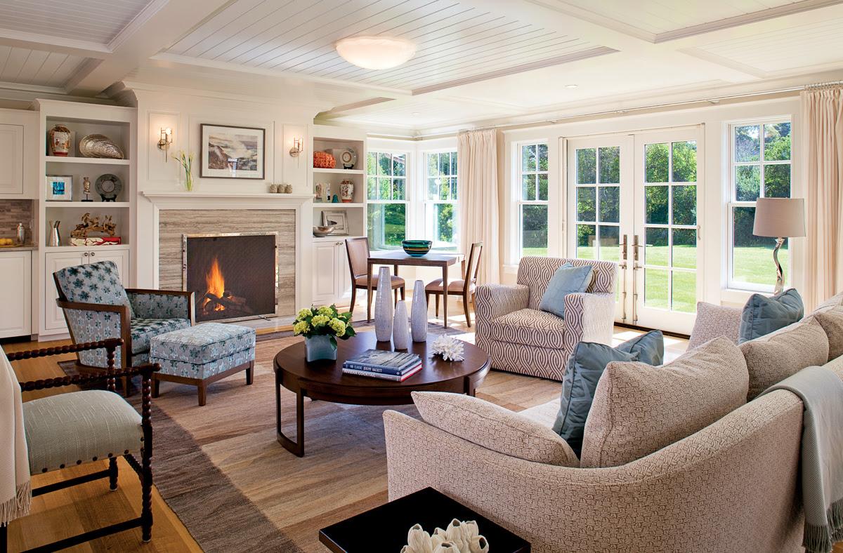 Inspirational Cape Cod Interior Design
