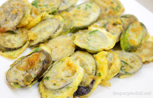 Eggplant Jeon (Korean Pancake with Eggplant)