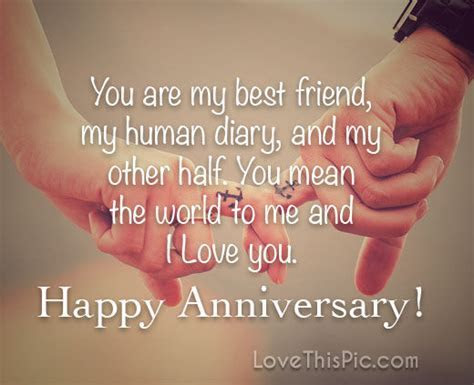 I Love You Happy Anniversary Pictures, Photos, and Images