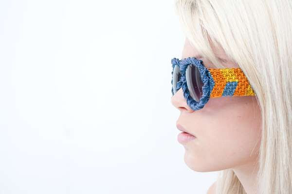 Macrame Sunglasses