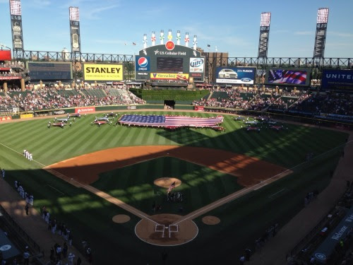 whitesox:<br /><br />Happy 4th of July, White Sox fans!<br />