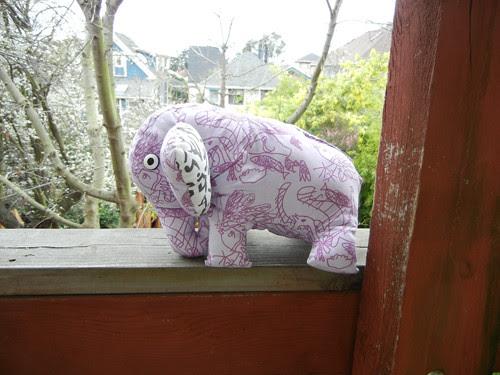 Agnes the Elephant _ 0124
