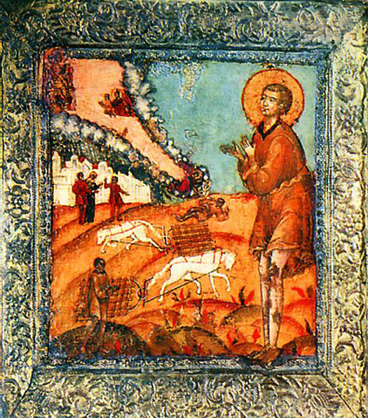 IMG ST. ARTEMIUS, the Righteous Child of Verkhol