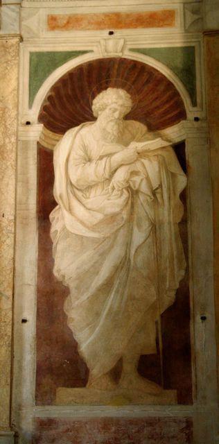 S. Gregorio al Celio, oratorio di S. Andrea: S. Paolo