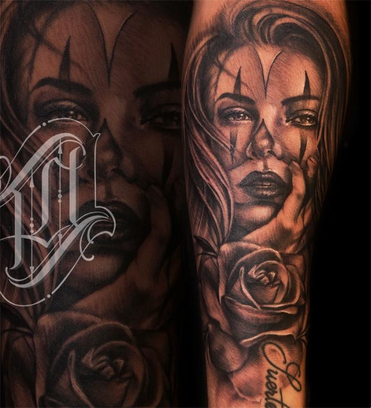 149 Tatuajes En Blanco Y Negro Portfolio De Zanda Tattoo