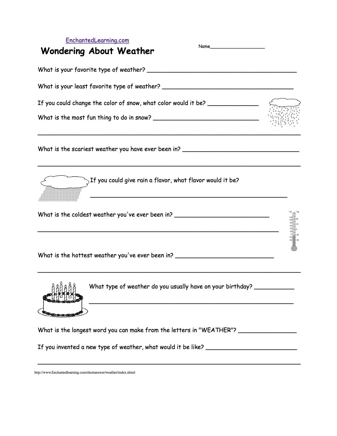 Weather Worksheet New 610 Worksheets On Weather For Grade 1