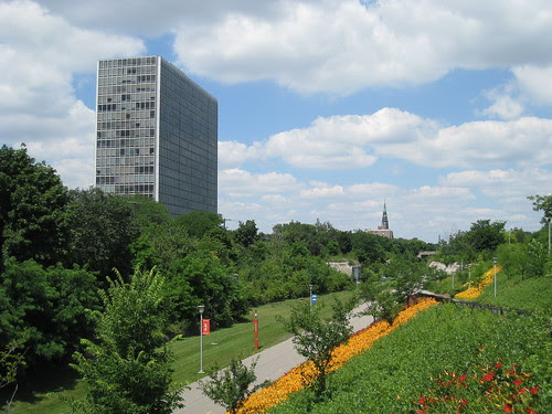 Dequindre Cut Greenway, Detroit