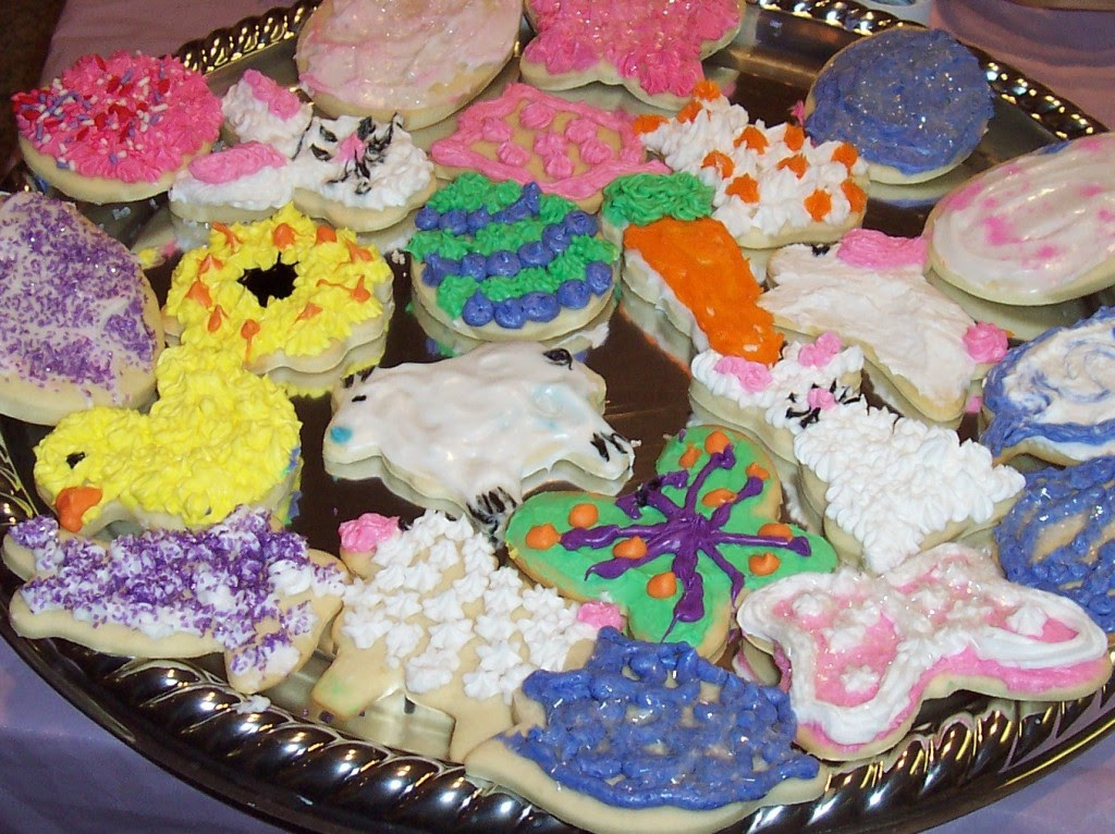Nibbles of Tidbits, a Food Blog » Easter Cookie Decorating Ideas