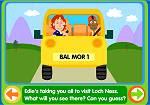 Preschool Games - Balamory Nessie's Story