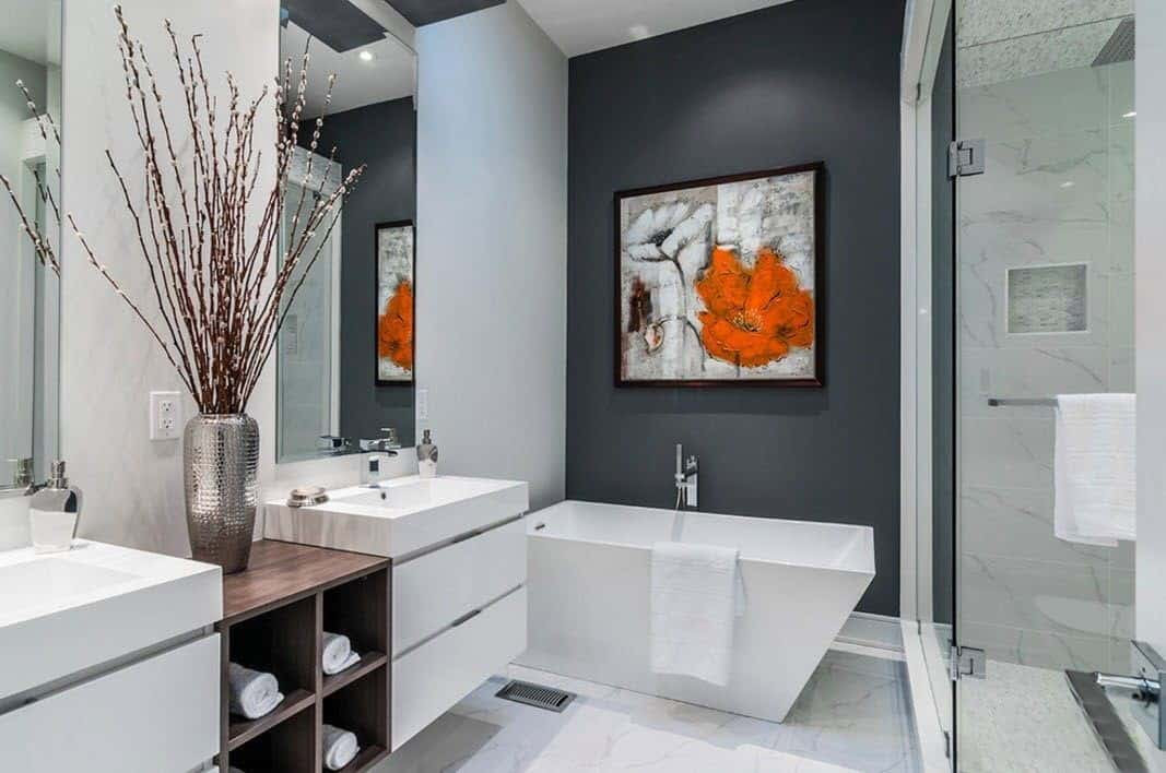 14 Outstanding Bathroom Design Ideas for 2017 | JustClose.info