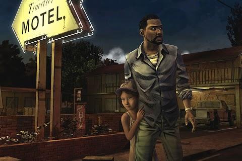 Walking Dead Game Comic Con