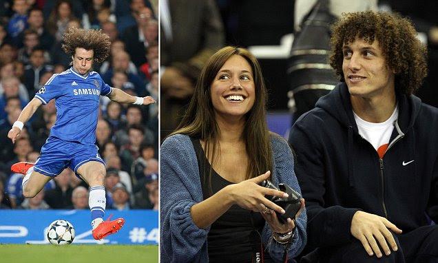 Chelsea's David Luiz reveals he is still a virgin at 28