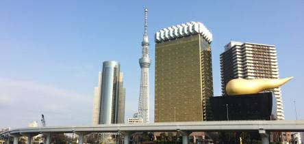 Holidays to Tokyo with Escape Worldwide - Tokyo Sky Tree & the Asahi Beer Hall