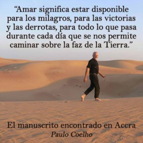 Paulo Coelho Frases De Amor Verdadero Imagui