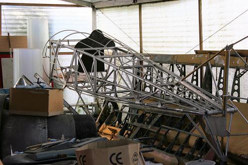 Morane-Saulnier Type N Replica
