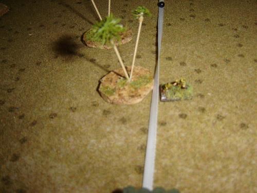 Japanese snipers make their presence felt near barracks