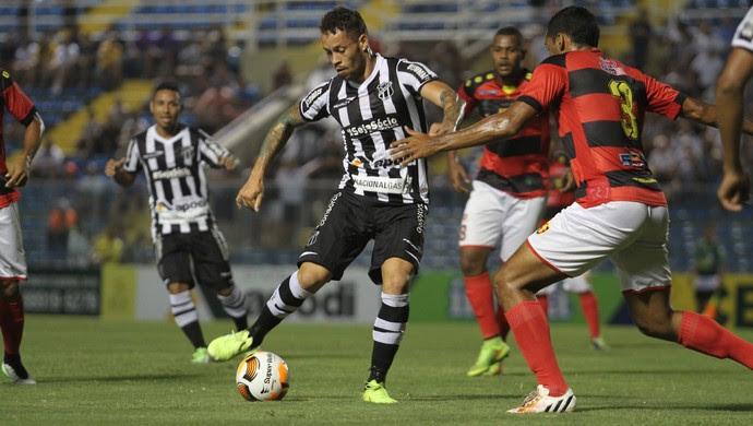 Ceará x Guarani de Juazeiro Campeonato Cearense PV (Foto: Christian Alekson/Cearasc.com)