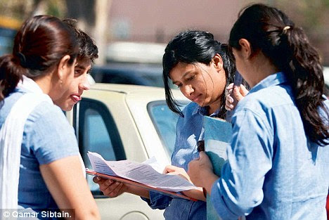 Students who score above 75 per cent in Class XII exams are eligible to apply for the courses