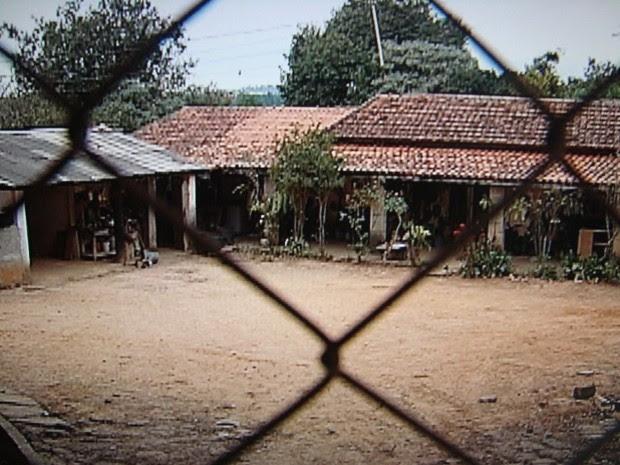 Casal foi torturado durante assalto em Capela do Alto (Foto: Reprodução/TV Tem)