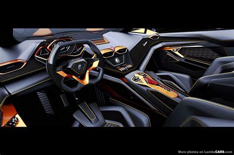The Lamborghini Resonare concept by Paul Czyzewski.lamborghini resonare 106   HR image at