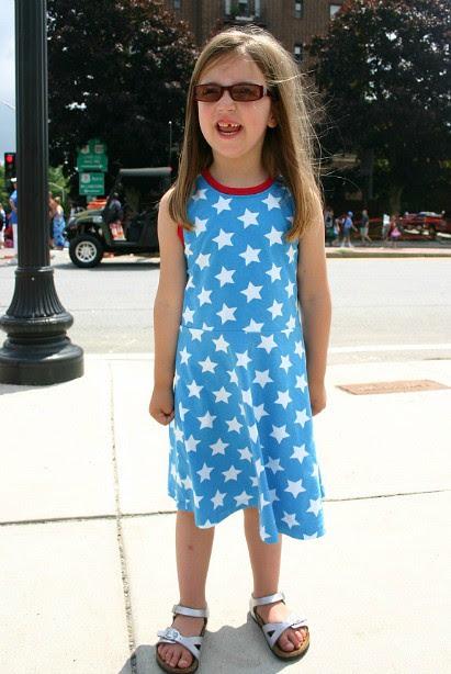 fourth july dress