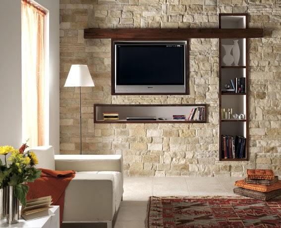 Casa immobiliare accessori rivestimenti pietre per interni for Pareti in pietra per interni foto