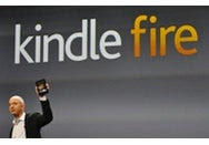 Amazon unveils $199 Kindle Fire tablet, $99 Kindle Touch