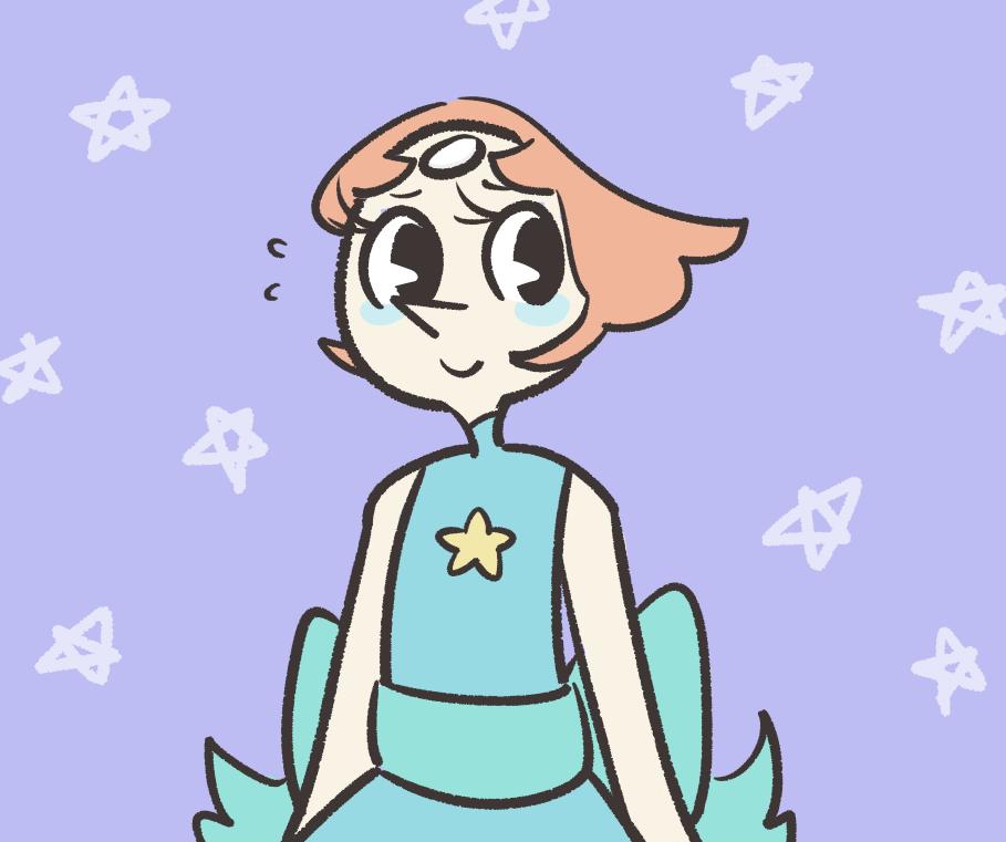 its pearl idk