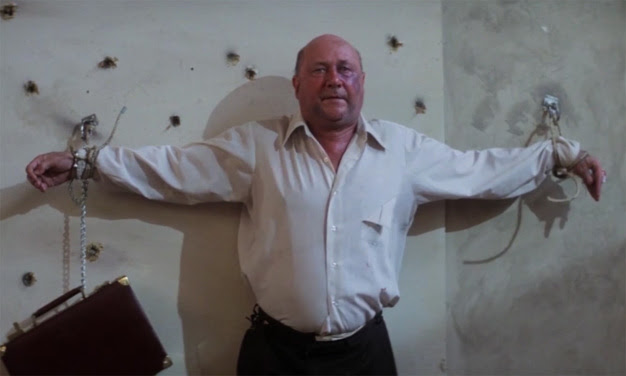 New-York 1997 : Donald Pleasance porte une Rolex Datejust en or jaune