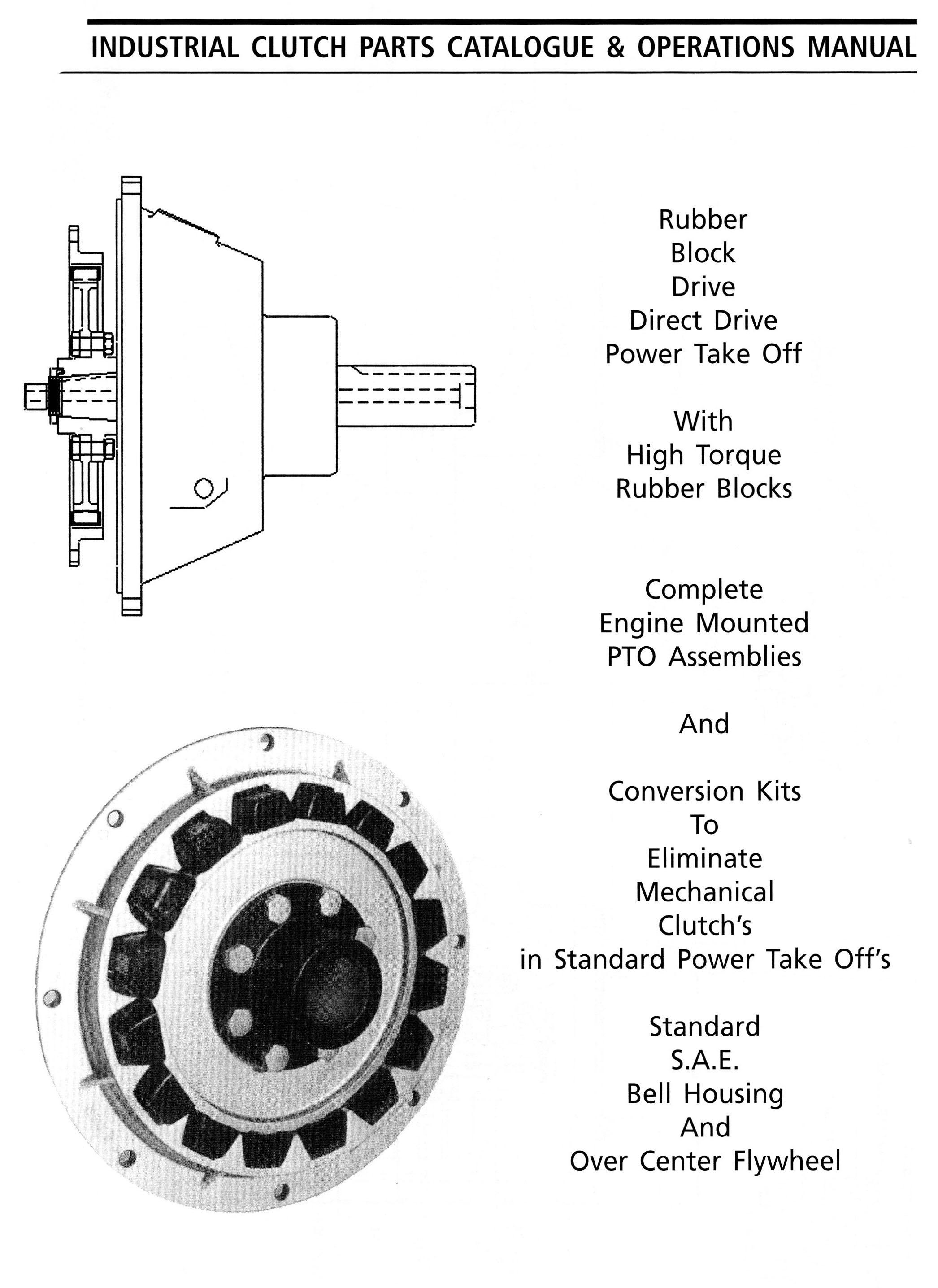 Wheel Horse Pto Clutch Diagram