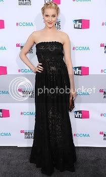 2012 Critics Choice Movie Awards Fashion Style