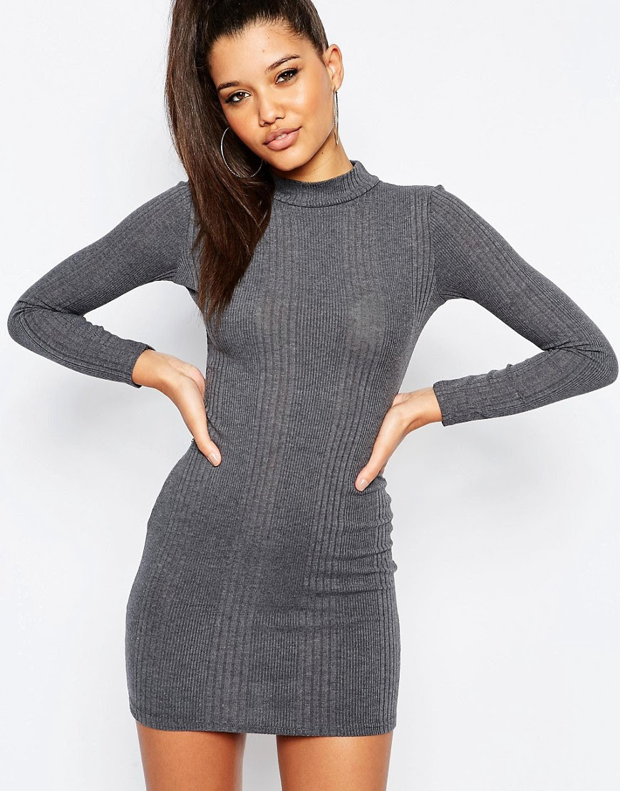 Missguided bodycon dress as seen on tv