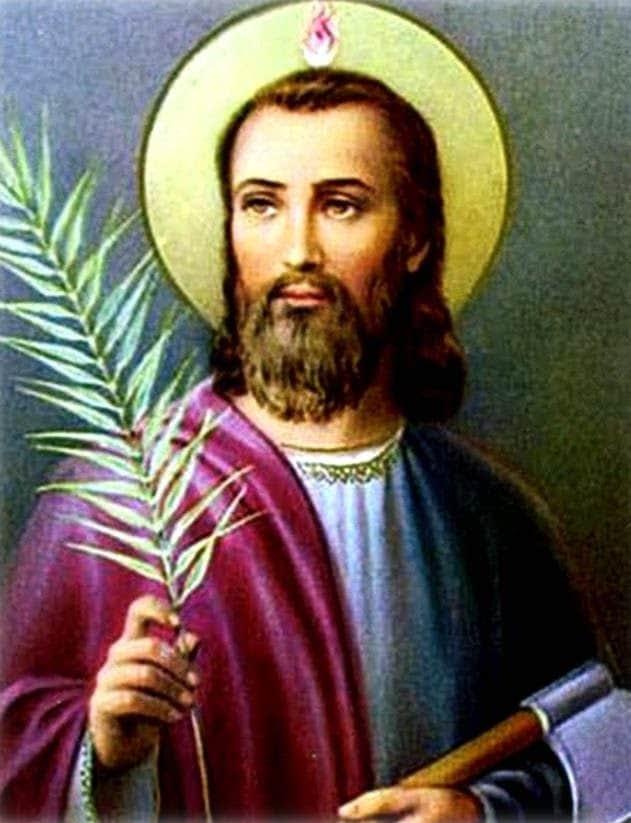 Milagros De San Judas Tadeo En El Amor Para Lo Imposible Y Más