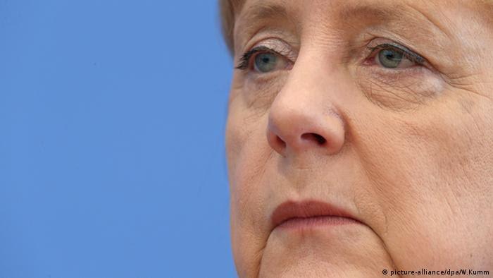 Angela Merkel (Foto: picture-alliance/dpa/W.Kumm)