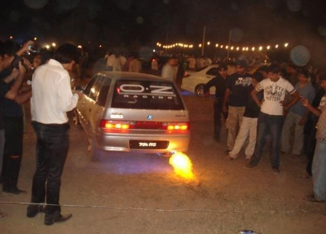 Modified Cars Pakistan