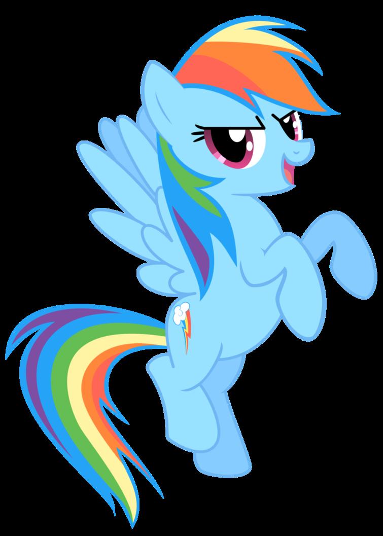 Resultado de imagen para rainbow dash