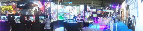Pre-TGS - SEGA Booth