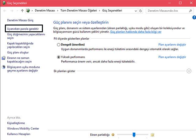 Windows 10 Daha Hızlı Nasıl Açılır?
