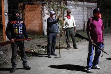 Autodefensas de Piedras Negras.